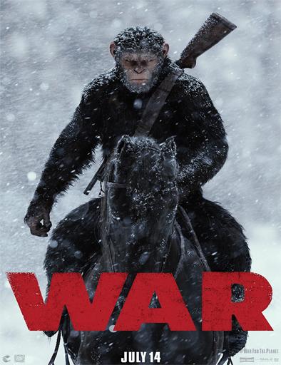 descargar La guerra del Planeta de los Simios DVD [720p] [MEGA]