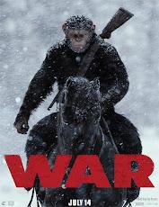 pelicula La guerra del Planeta de los Simios (2017)