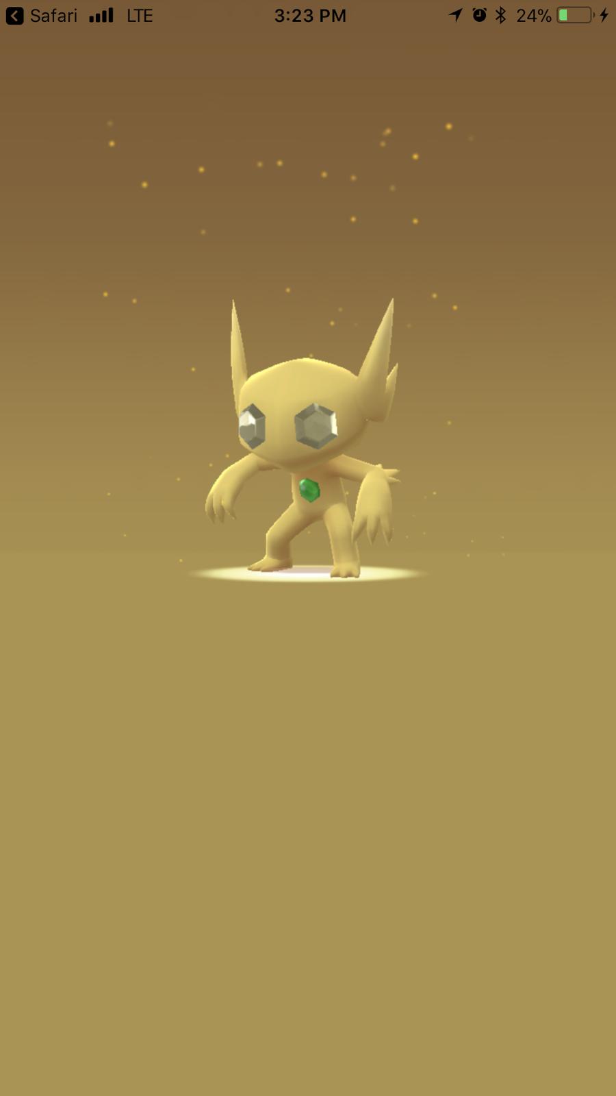 Se puede conseguir Sableye shiny en Pokémon GO,