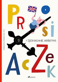 Ola Woldańska-Płocińska. Prosiaczek i Zjednoczone Królestwo.