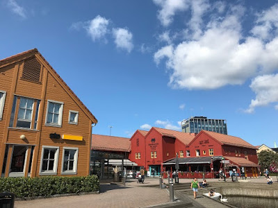 Kristiansand fish market