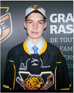 The Blackville Talon: Daniel Moody Drafted to Quebec Major