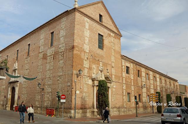 Convento del Carmen, Alcalá de Henares