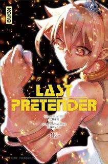 Last Pretender tome 2 aux éditions Kana