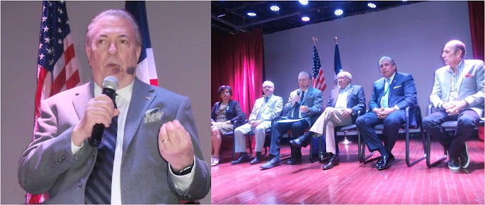Ministro de Cultura anuncia novedades en feria del libro de NY con premio a merengue y artes visuales