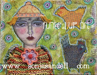 http://www.sonjasandell.com/collections/funked-up-originals/products/original-canvas-chicken-lover