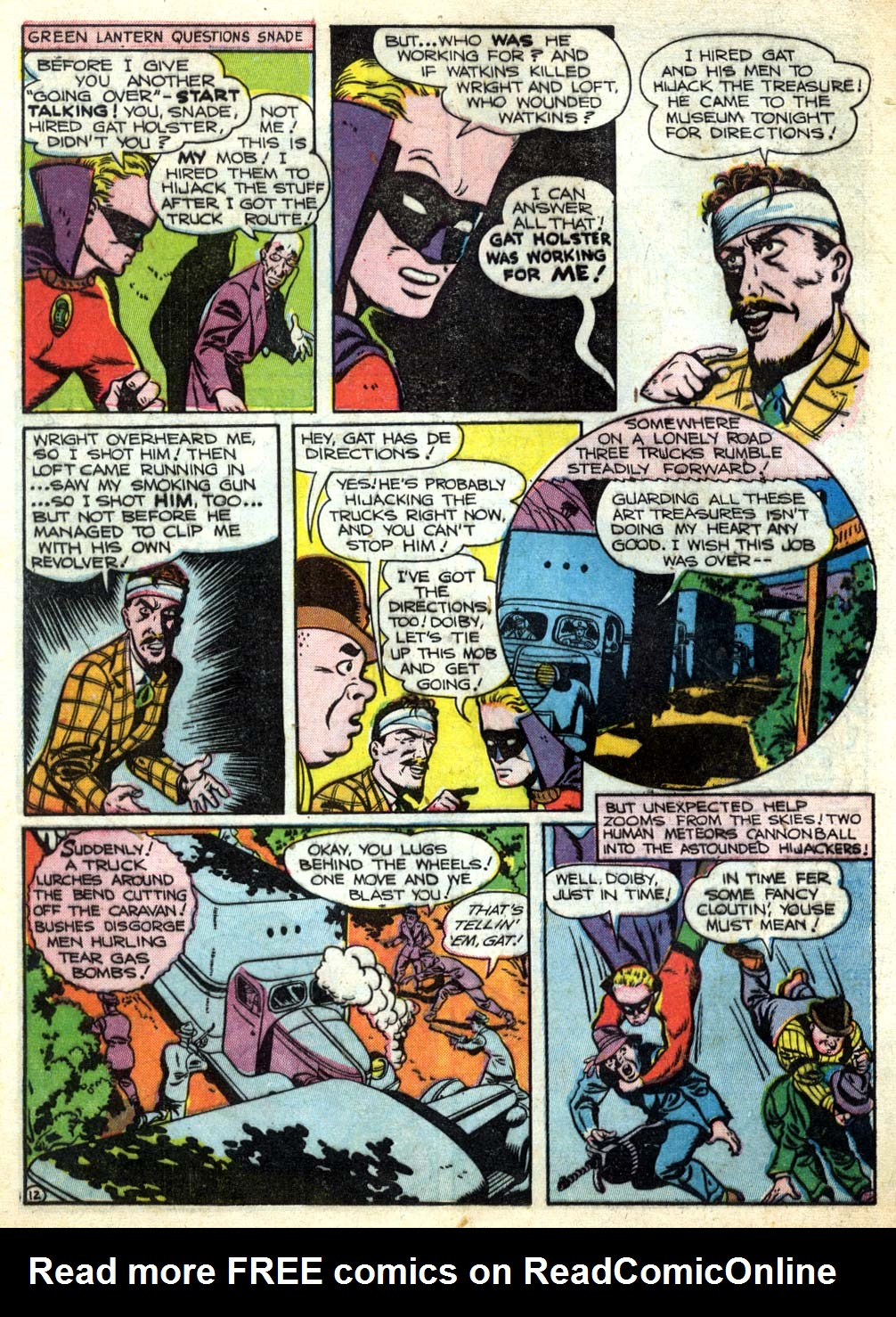 Read online All-American Comics (1939) comic -  Issue #54 - 14