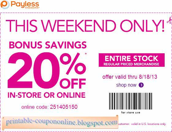 graphic about Shoe Show Printable Coupon named Coupon sneakers / Horizonhobby com coupon code