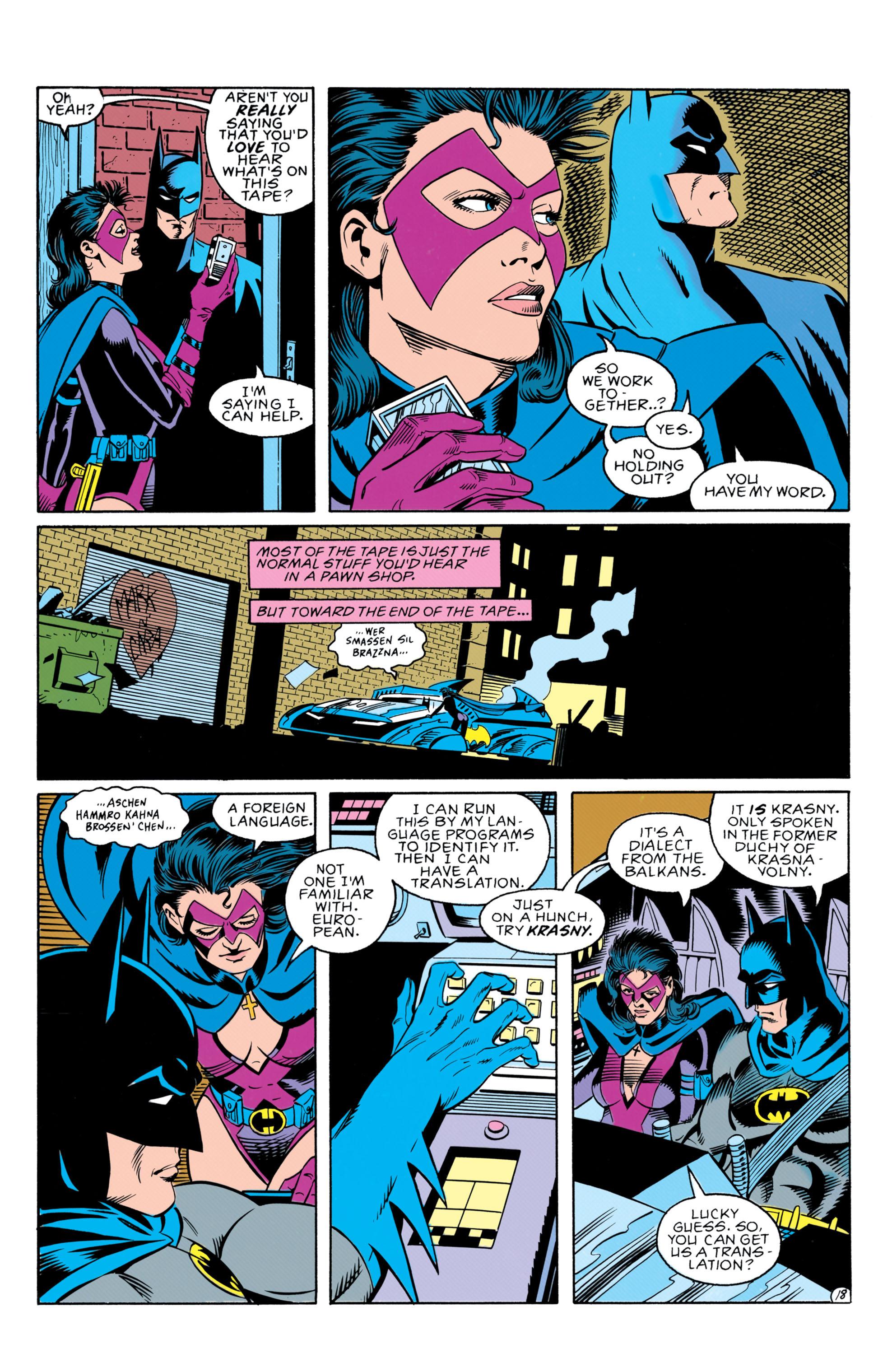 Detective Comics (1937) 652 Page 18