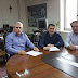 Συνάντηση του Αντιπεριφερειάρχη Π.Ε. Φλώρινας με τον διοικητή του Γενικού Νοσοκομείου Φλώρινας