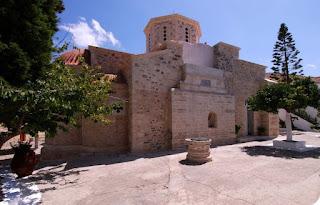 Σύναξη της Παναγίας της Ορφανής της Ιεράς Μονής Αγκαράθου 15 Αυγούστου