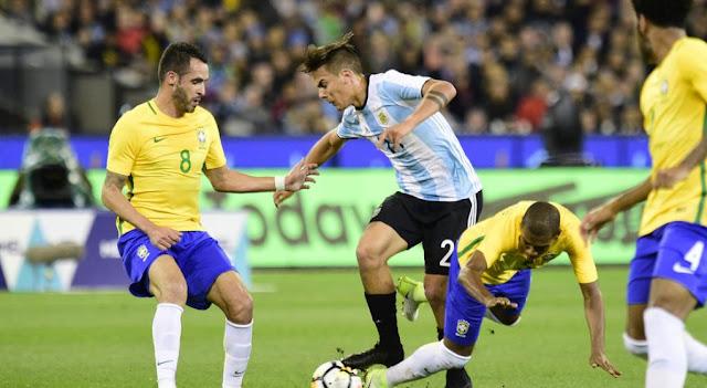 ver argentina brasil en vivo online - imagenes seleccion argentina de futbol
