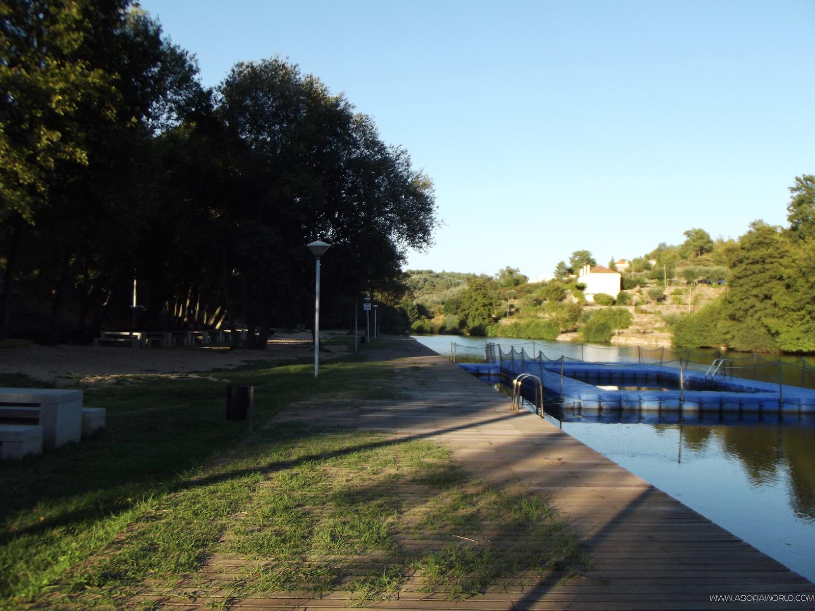 #ASWOnTour: Praia Fluvial de Ponte de Juncais (Fornos de Algodres)