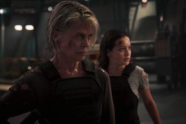 """Trailer estendido de """"O Exterminador do Futuro: Destino Sombrio"""" tem mais ação insana"""