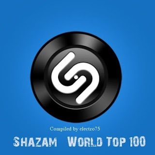 Cd Shazam: World Top 100 – Mais tocadas no mundo pelo Shazam – maio
