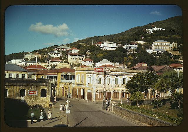 San Croix Virgin Islands Post Office