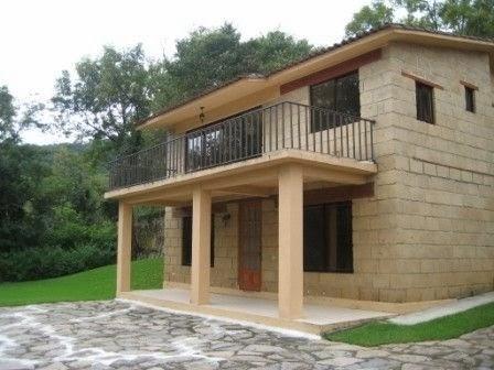 La gallina de la sierra diferentes materiales naturales - Construccion casas de piedra ...