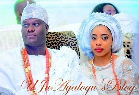 JUST IN: Ooni of Ife Marriage With Queen Wuraola Crashes