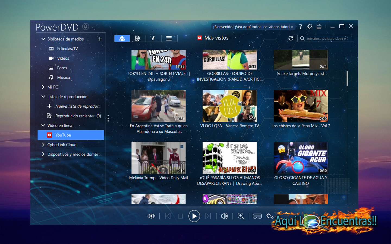 powerdvd free download full version for windows 7