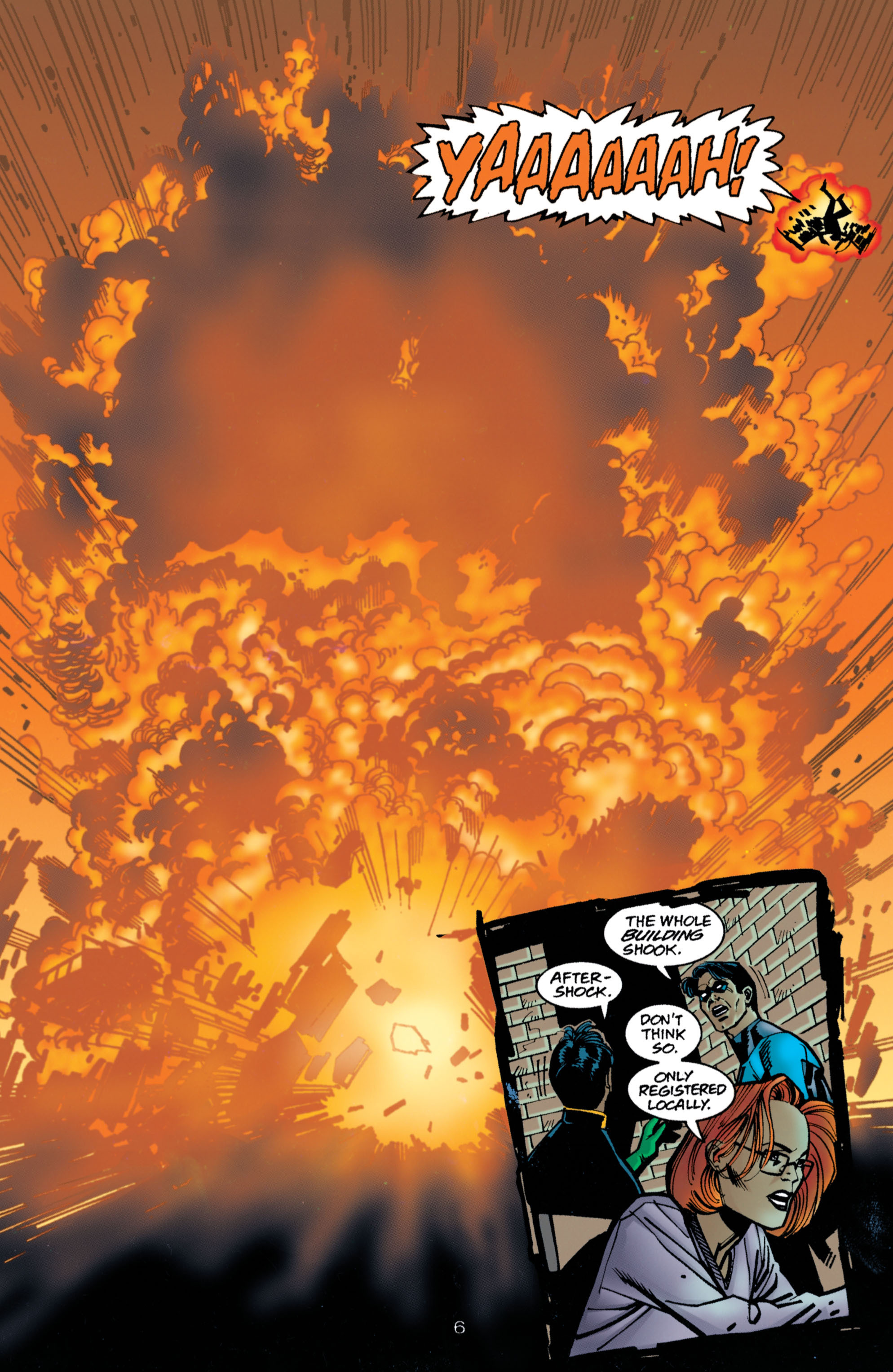 Detective Comics (1937) 727 Page 6
