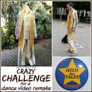 CrazyChallenge wesens-art.blogspot.com