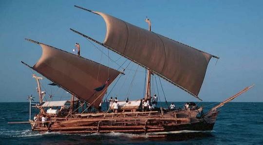 perahu borobudur