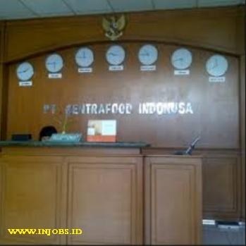 PT Sentrafood Indonusa Daerah Karawang