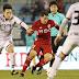 Ex-Bahia e Ex-Grêmio Mauense, Rômulo e Alex Lima marcam em empate pela 2° Divisão Coreana