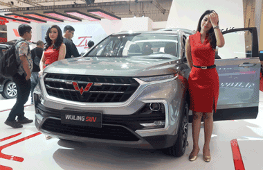 Mobil Wuling Promo Pameran GIIAS 2019
