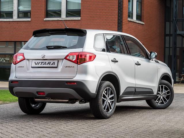 Novo Suzuki Vitara 2017