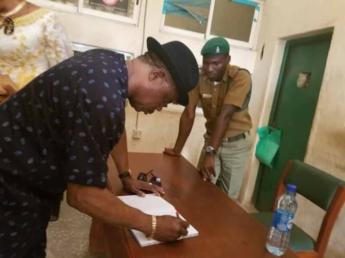 Obiano grants pardon to 10 inmates of Aguata prisons