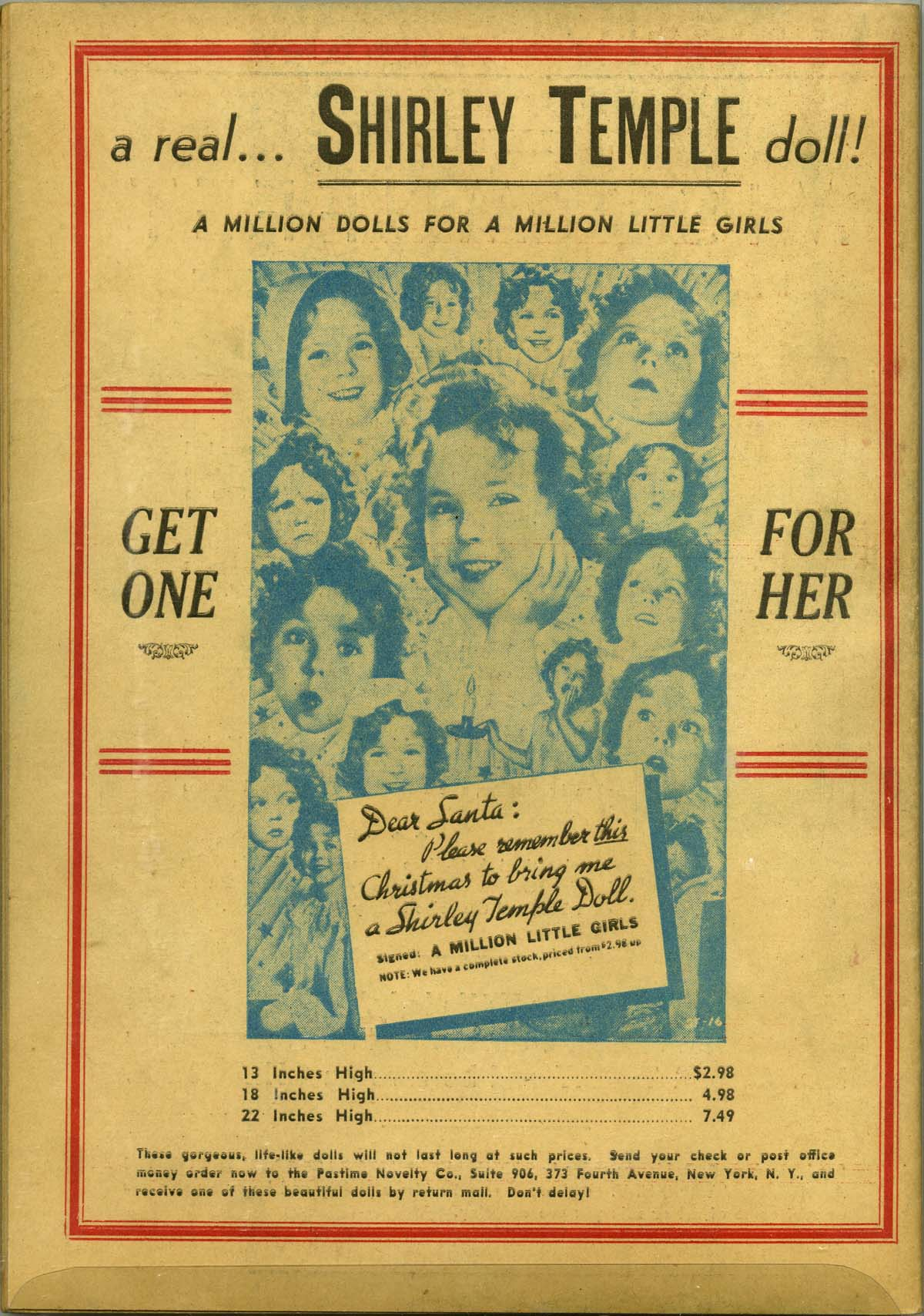 Read online Adventure Comics (1938) comic -  Issue #1 - 43