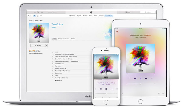 Apple increased the limit of tracks in iTunes Match to 100,000