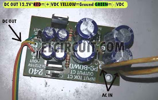 Voltage converter from AC NonCT to CT