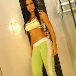 Selena Spice Green Lycra Foto 4