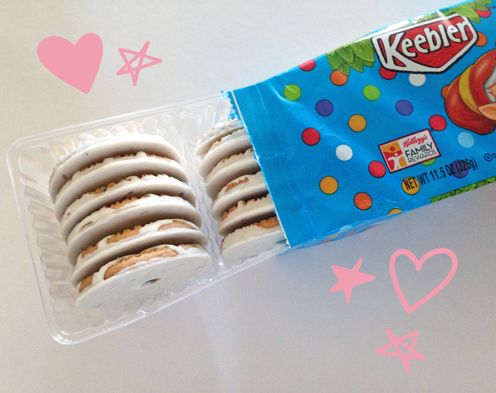 Birthday Cake Fudge Stripe Cookies Taste Test