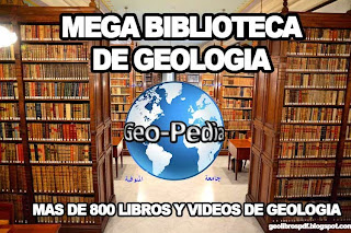 Mega biblioteca de geologia mas de 800 libros