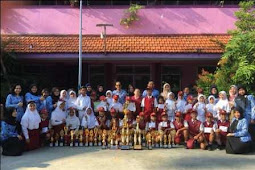 SDN Jetis 3 Panen Juara Prestasi Anak Negeri