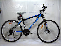 A 26 Inch Ion Cube HardTail Mountain Bike - Powered by Element