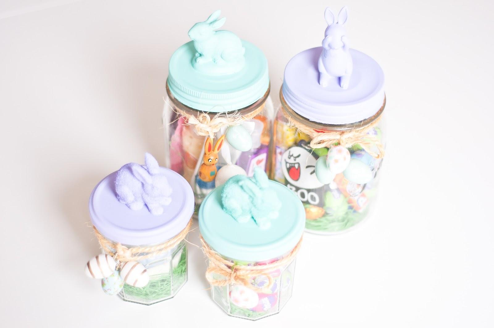 Mademoiselle nostalgeek gifts in a jar l 39 id e de cadeau - Idee pour paques ...