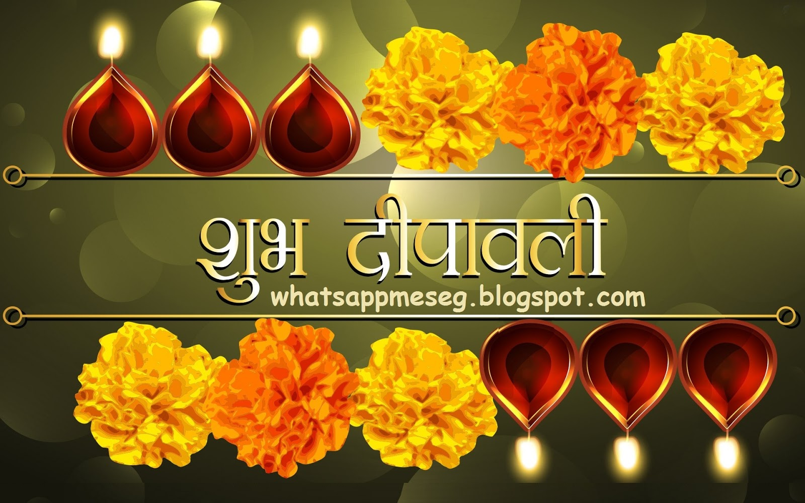 Happy diwali hindi images for whatsapp and facebook good morning happy diwali m4hsunfo