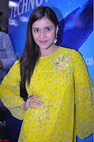 Mannara Chopra Looks Cute in Yellow Salwar Suit ~  Exclusive 12.JPG