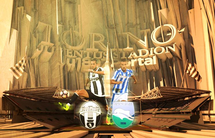 Serie A 2016/17 / 13. kolo / Juventus - Pescara, subota, 20:45h