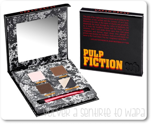 Pulp Fiction para Urban Decay