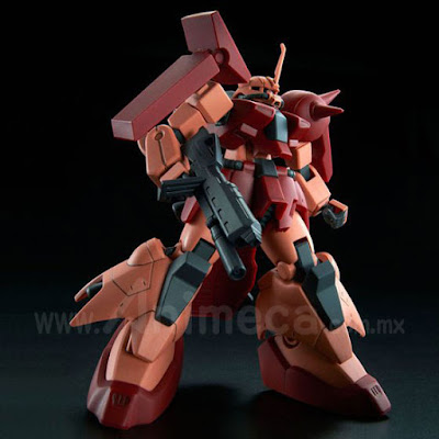 Zaku III Kai AMX-011S Twilight AXIS Ver. HGUC 1/144 Model Kit Mobile Suit Gundam Twilight AXIS