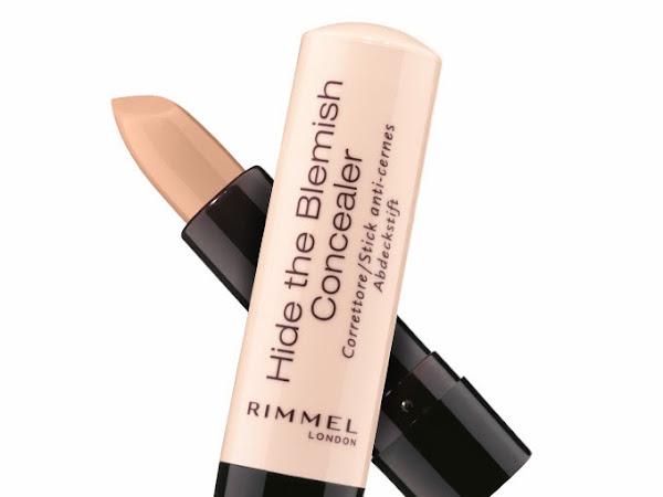 7 Days of Rimmel: Hide the Blemish Concelear