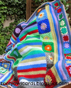 Zooty Owl S Crafty Blog Wade S Blanket Cal Introduction