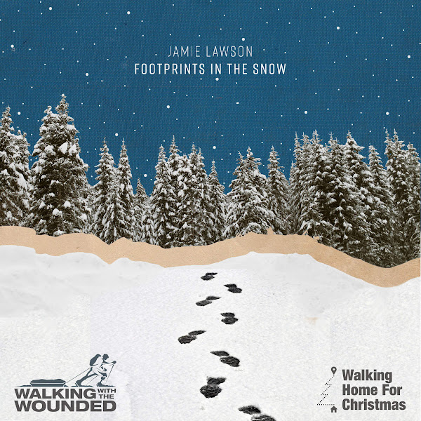 Jamie Lawson - Footprints in the Snow - Single Cover