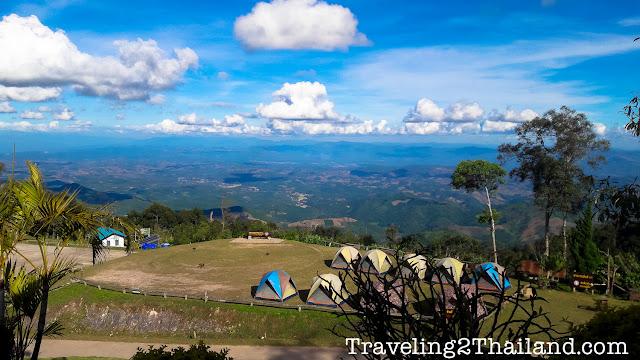 Khun Sathan National Park in Nan - Thailand