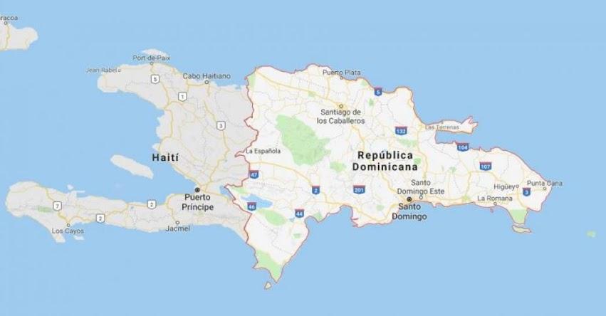 Temblor en República Dominicana de Magnitud 5.3 (Hoy Lunes 4 Febrero 2019) Sismo Temblor Epicentro - Punta Cana - Santo Domingo - USGS - www.earthquake.usgs.gov